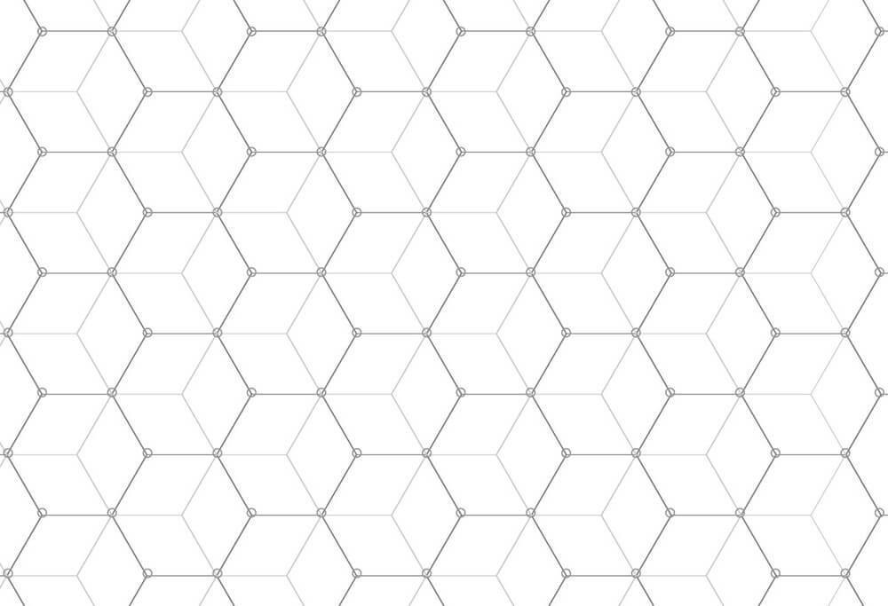 Hexagonal pattern 2
