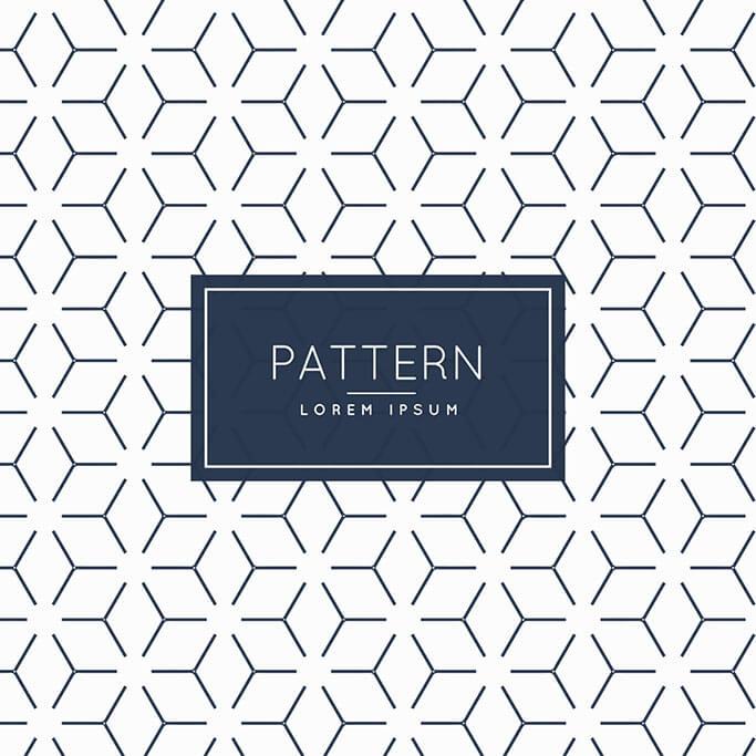 Pattern template 2