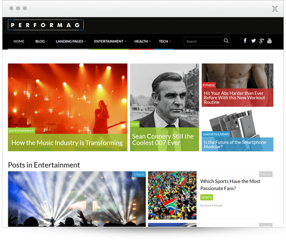 Performag - ThriveThemes