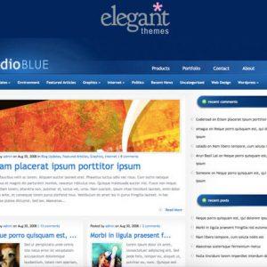 StudioBlue - ElegantThemes