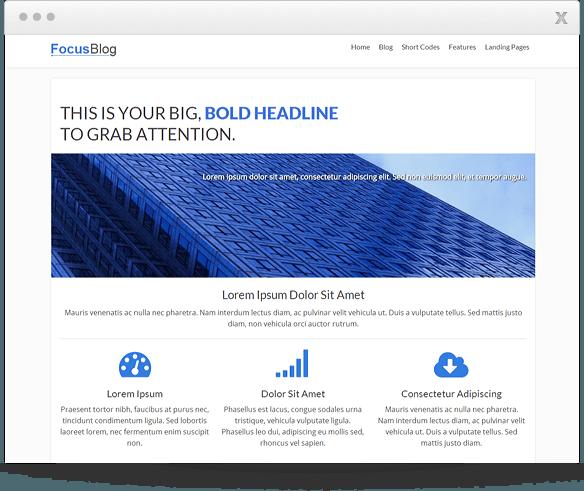 focusblog - ThriveThemes
