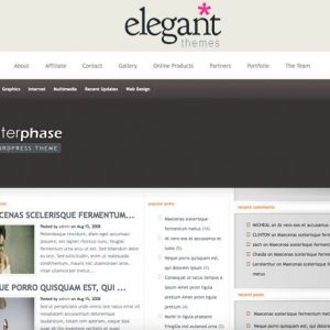 interphase elegantthemes
