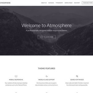 Atmosphere Pro - StudioPress