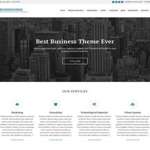 Business3ree - cssigniter