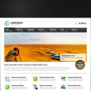 Corporate Easy - aitthemes