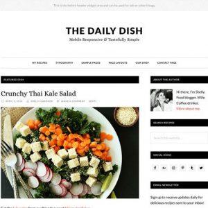 Daily Dish Pro - StudioPress