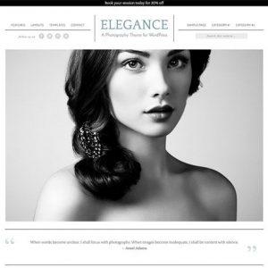 Elegance Pro - StudioPress