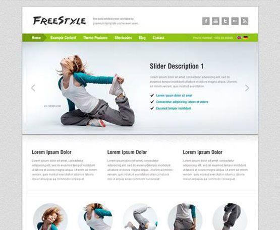 Freestyle - aitthemes