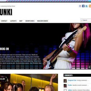 Funki - themify