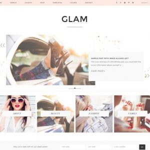 Glam Pro - StudioPress