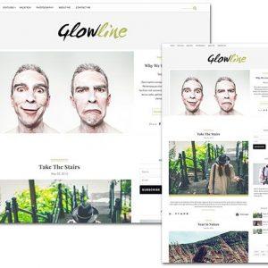 Glowline - ThemeHunk