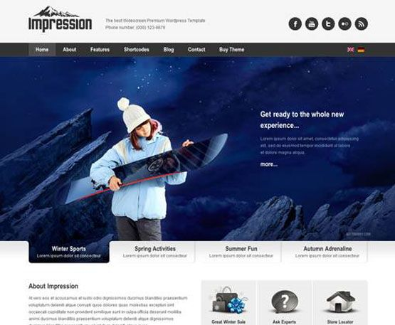 Impression - aitthemes
