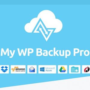 My WP Backup Pro - MyThemeShop