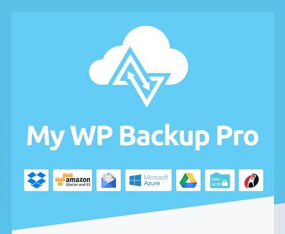 My WP Backup Pro - MyThemeShop