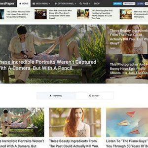 NewsPaper - MyThemeShop