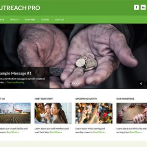 Outreach Pro - StudioPress