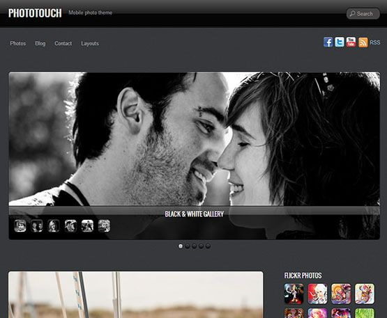 PhotoTouch - themify