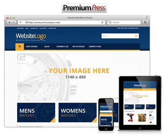 Price Comparison – PremiumPress