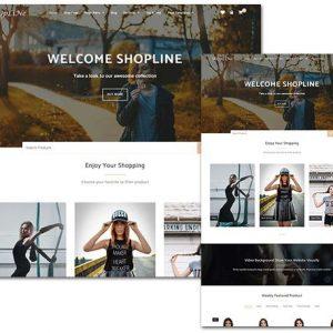 Shopline - ThemeHunk