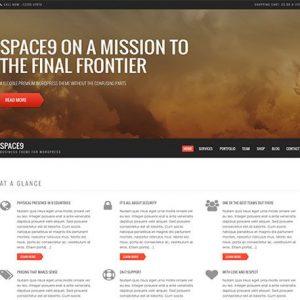 Space9 - cssigniter
