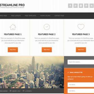 StreamlinePro - StudioPress