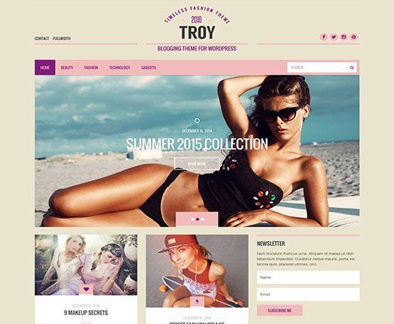 Troy - cssigniter