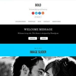 bold - themify