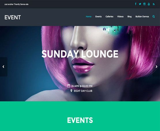event - themify