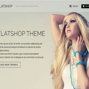 flatshop - themify