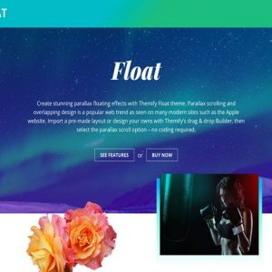 float - themify