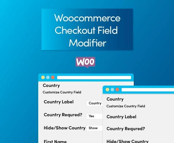 WooCommerce Checkout Field Modifier - MyThemeShop