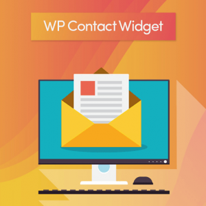 WP Contact Widget - MyThemeShop