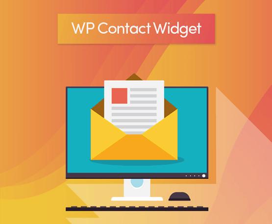 WP Contact Widget - MyThemeShop