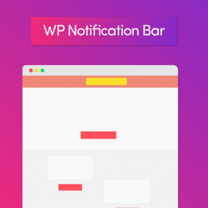 WP Notification Bar Pro - MyThemeShop