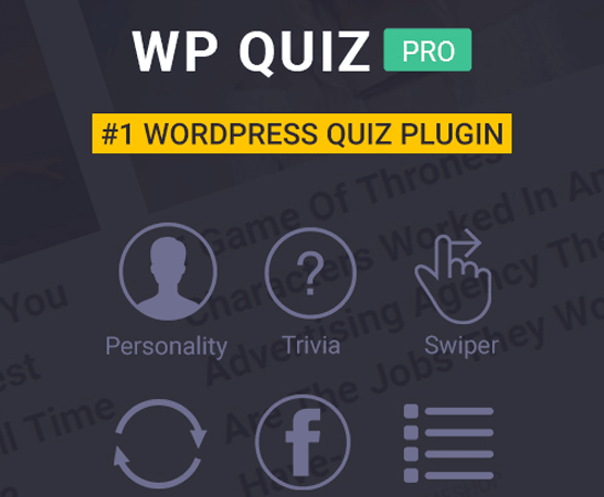 WP Quiz Pro - MyThemeShop
