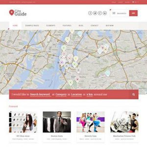 City Guide - aitthemes