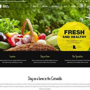 Farm World - aitthemes