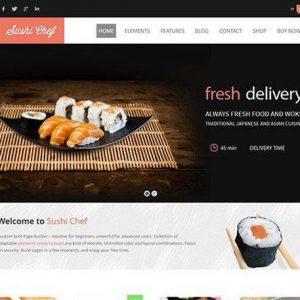 Sushi - aitthemes