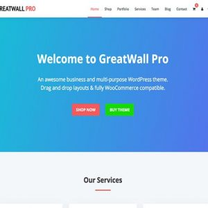 GreatWall Pro HappyThemes