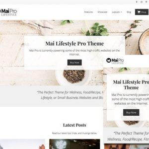 Mai Lifestyle Pro StudioPress