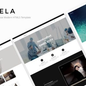 Afela - Flexible Multi-Purpose HTML5 Template