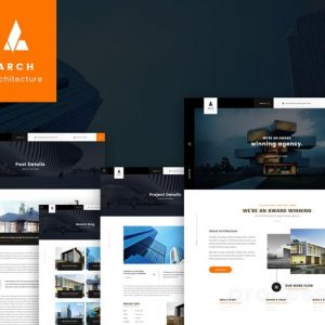 Arch - Multipurpose OnePage & MultiPage HTML Templ