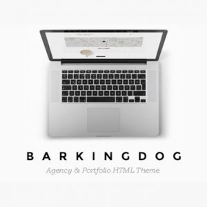 BarkingDog - Agency & Portfolio HTML Theme
