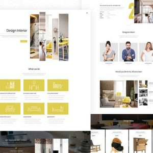 Bristol - Decor, Furniture eCommerce HTML Template