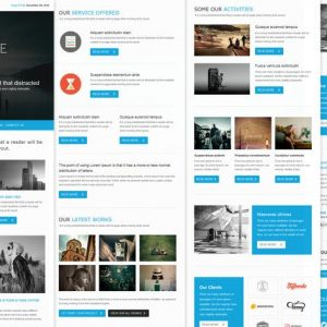 Vamice Mail - Responsive Email Template
