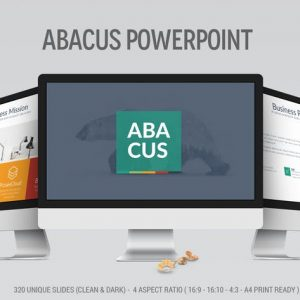 Abacus - Multipurpose Powerpoint