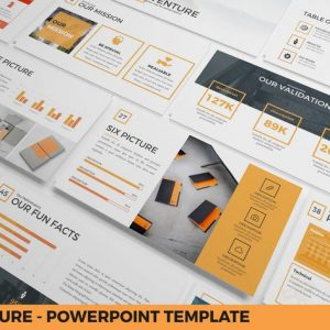 Adventure - Powerpoint Template Presentation