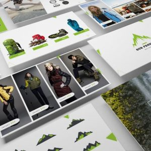 Adventure Shop Powerpoint Template