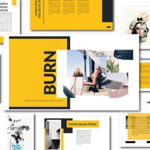Agancy Multipurpose Template PPTX