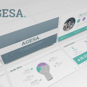Agesa Powerpoint Template